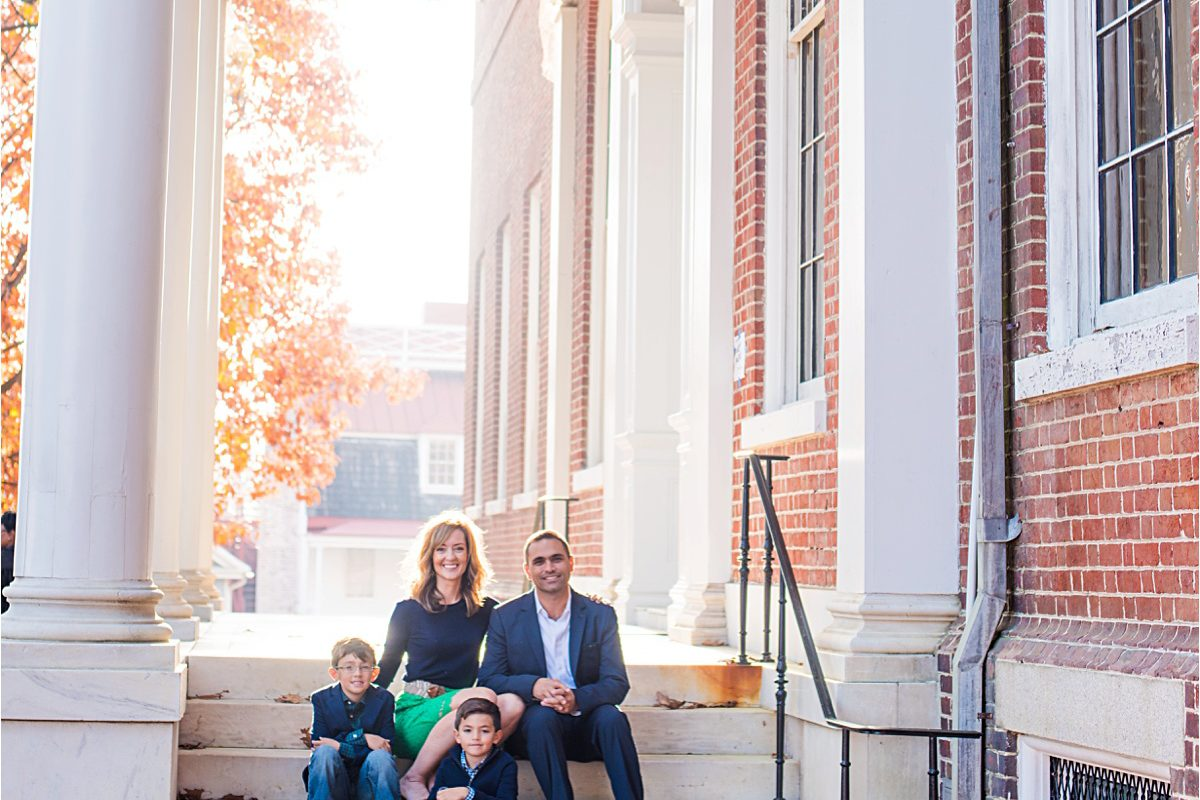 Family Session |Downtown Annapolis|