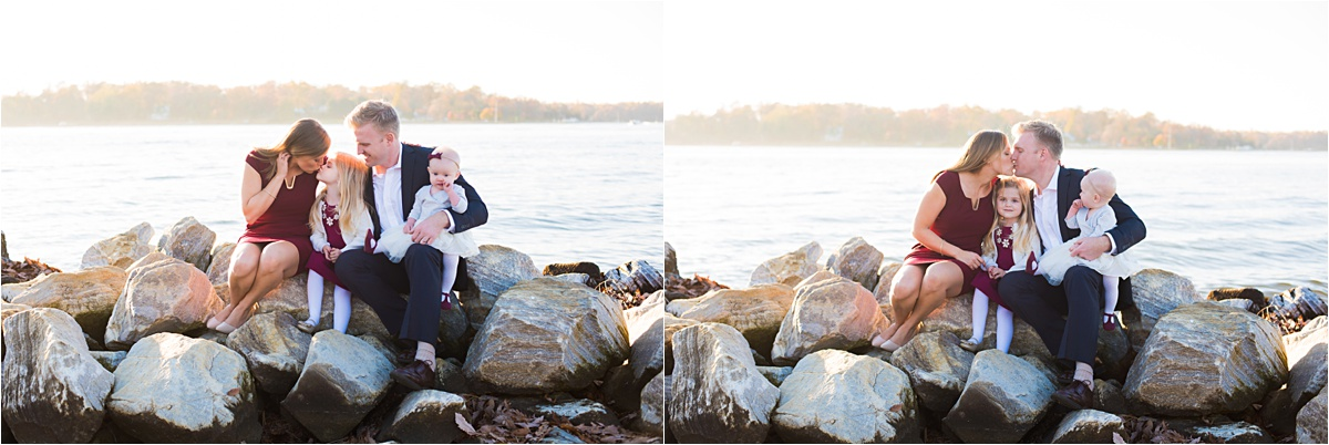 Family Session |Severn River, Annapolis|