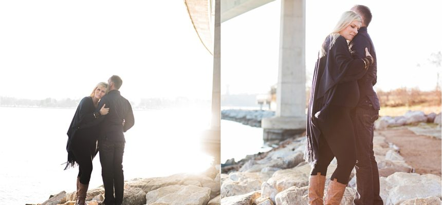 Laura + Ryan |Annapolis Maternity Session|